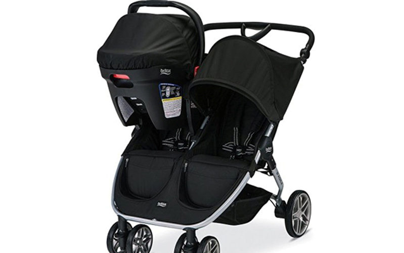 Top 5 Best Double Jogging Stroller For Infant And Toddler 2021