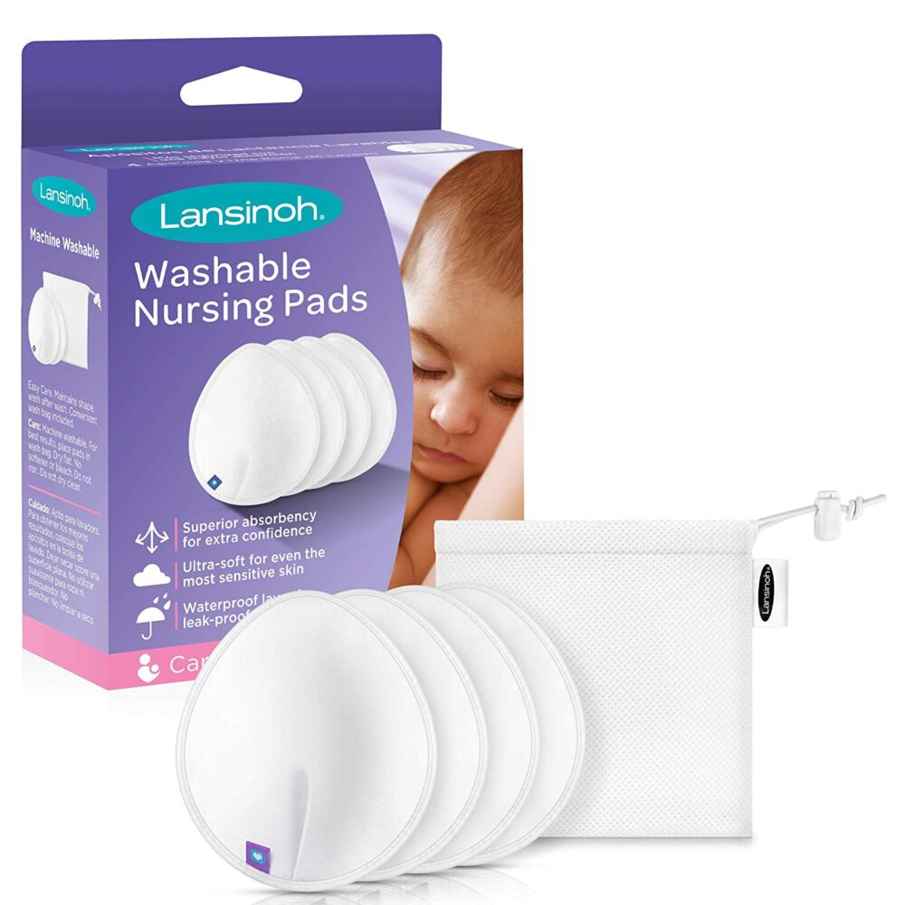 Top 5 Best Nursing Pads For Heavy Leaking (Buyer's Guide & Reviews)