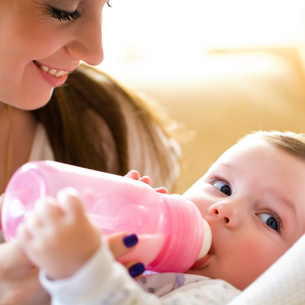 How Long Does It Take For Baby To Adjust To Formula Change