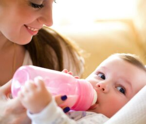 How Long Does It Take For A Baby To Adjust To Formula Change