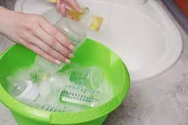 can i use regular dish soap for baby bottles