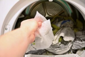 can you use dryer sheets on baby clothes