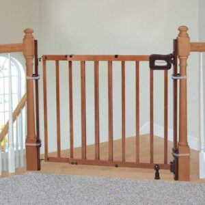Top Of Stairs Baby Gates No Drill