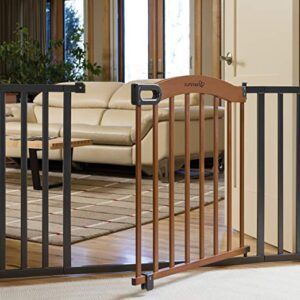 Best Pressure Mounted Baby Gate For Stairs