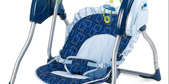 Best Swing For Colicky Babies