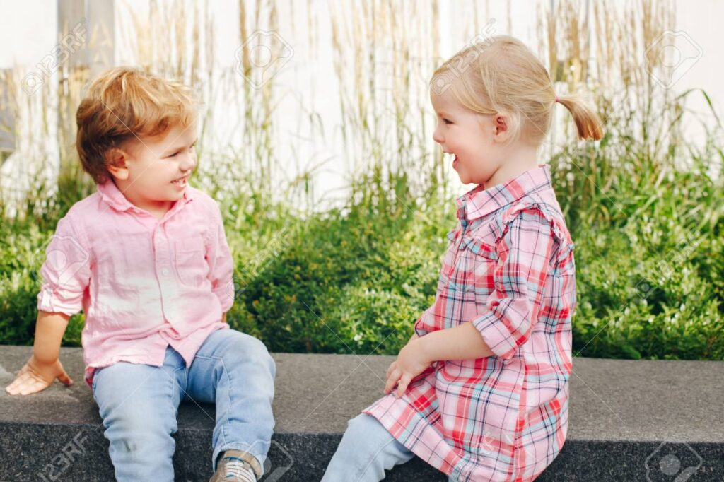 What Age Should A Child Start Talking Clearly
